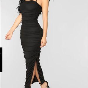 Brand new Back midi dress